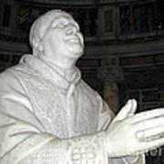 Pope Pius Ix Santa Maria Maggiore Art Print