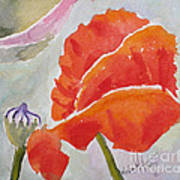 Poppies 1 Art Print