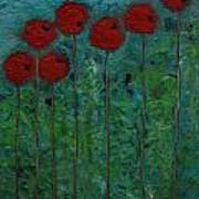 Poppies I Art Print