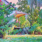 Porch Vision Art Print