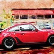 Porsche Series 01 Art Print
