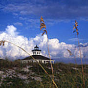 Port Boca Grande Lighthouse Art Print