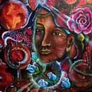 Portals Of Change Art Print