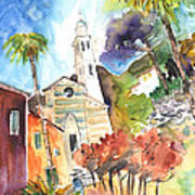 Portofino In Italy 05 Art Print