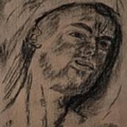 Portrait Of A Young Man Art Print