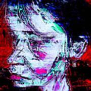 Portrait Of Marion 2 Art Print