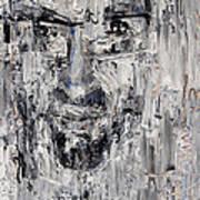 Portrait Of Michael Art Print
