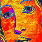 Portrait Of Venus Art Print