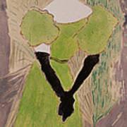 Portrait Of Yvette Guilbert Art Print