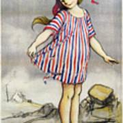 Poster Banque De Paris Art Print