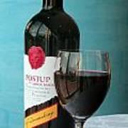 Postup Croatian Fine Wine Art Print