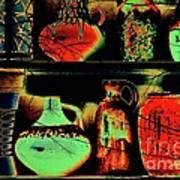 Pot Culture Art Print