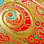 Potentials Of Loving Heart Art Print