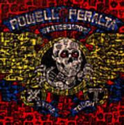 Powell Peralta Art Print