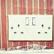 Power Socket Art Print
