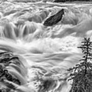 Power Stream Print by Jon Glaser