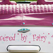Powered By Fairy Dust Print by Tim Gainey
