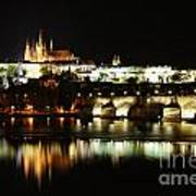 Prague Castle Art Print