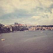 Prague Days II Art Print