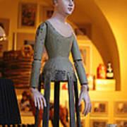 Prague Puppet Art Print