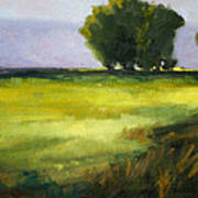 Prairie Light Art Print