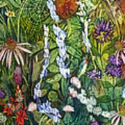 Prairie Web Art Print
