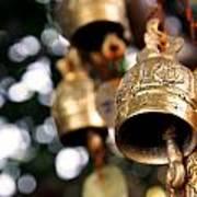 Prayer Bells Art Print