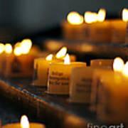Prayers And Hope Art Print