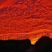 Predawn Dune Color Explosion 5 10/30 Art Print