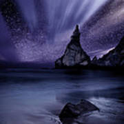 Prelude To Divinity Print by Jorge Maia