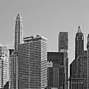 Premier Destination Chicago Art Print