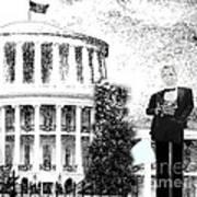 Presidential Art Print