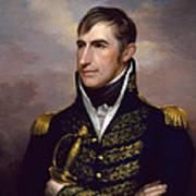 President William Henry Harrison Art Print