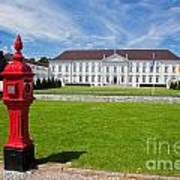 Presidential Palace Berlin Germany Art Print