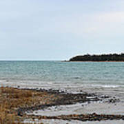 Presque Isle Harbor Art Print