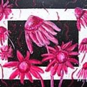 Pretty In Pink 2 Art Print