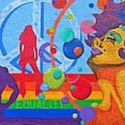Pride 1 Art Print