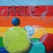 Pride 5 Art Print