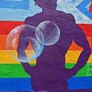 Pride 8 Art Print