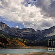 Priest Lake Colorado Art Print