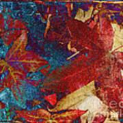 Primary Autumn Art Print
