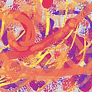 Primary Colours Art Print