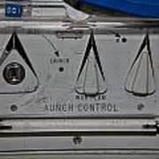 Primary Control Art Print
