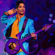 Prince 3 Art Print