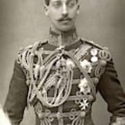 Prince Albert Victor Art Print