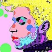 Prince Art Print by Ricky Sencion