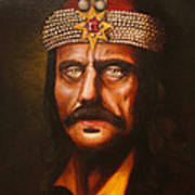 Prince Vlad Art Print