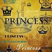 Princess 1 Art Print