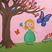 Princess Amma Belle Art Print