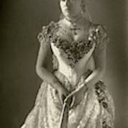 Princess Beatrice (1857-1944) Art Print
